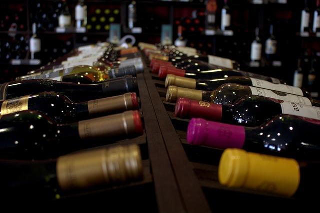 bonne température de stockage du vin