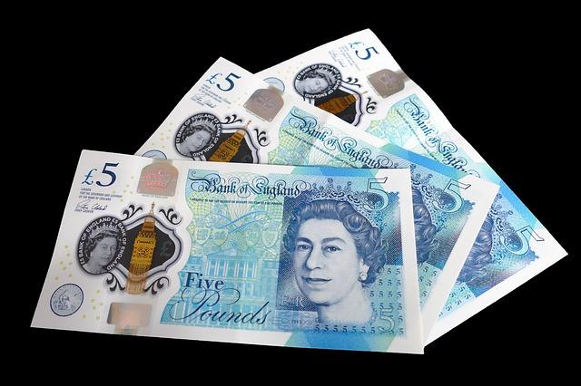 livre sterling monnaie britannique