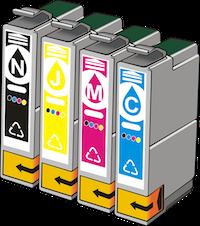 cartouches d'encre imprimante