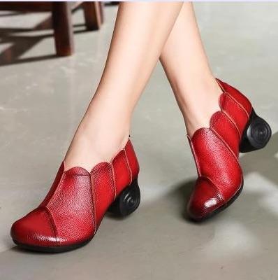 chaussures femme mode vintage
