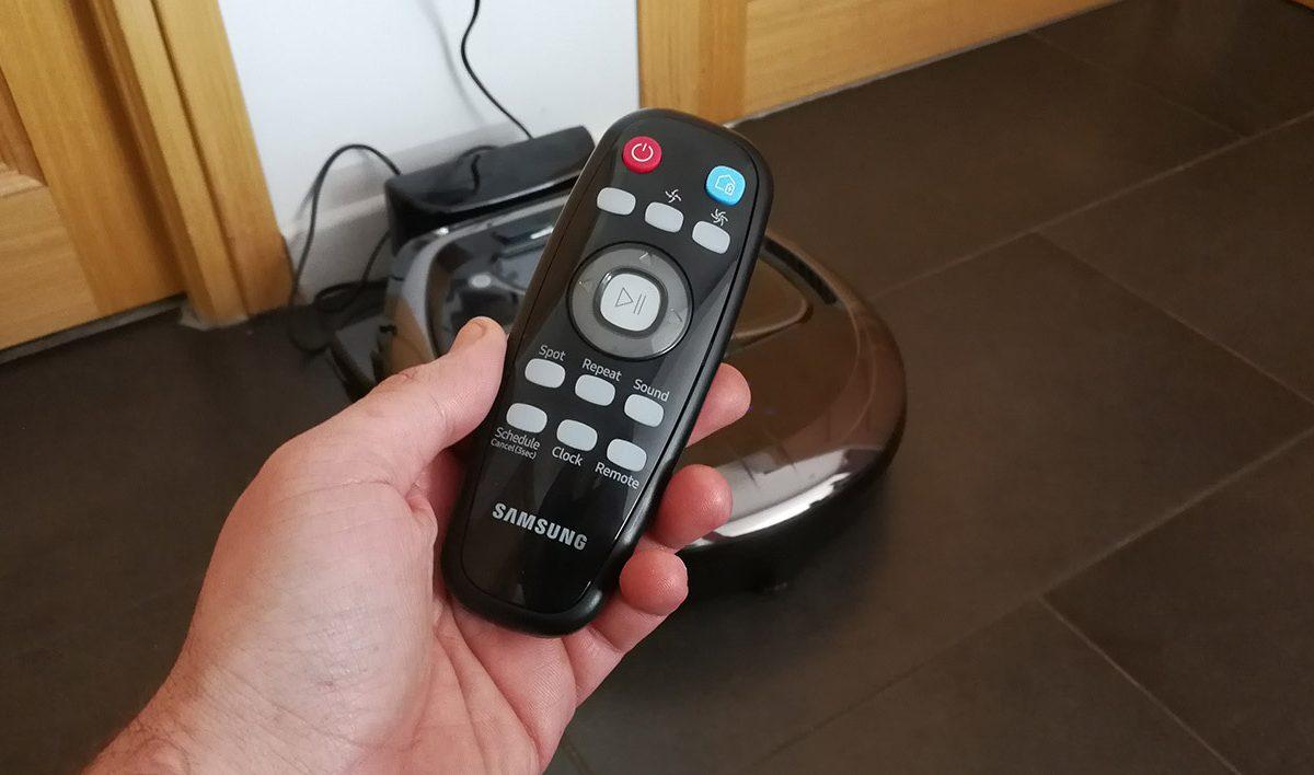La télécommande SAMSUNG