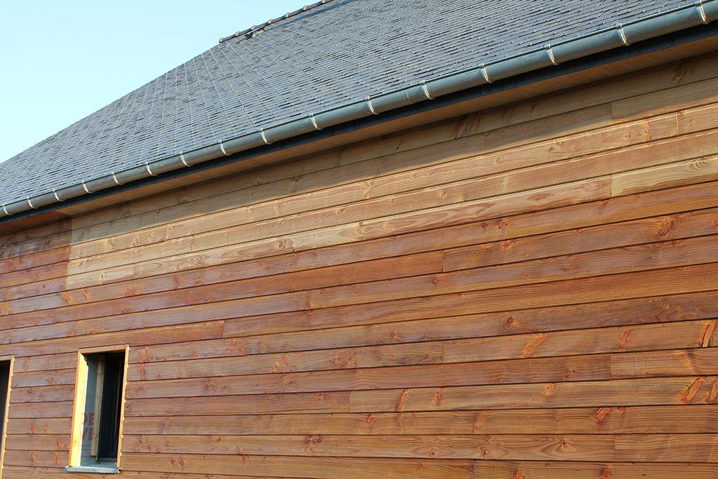 peinture bois extérieur