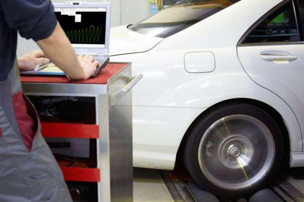 Garage voiture sans permis