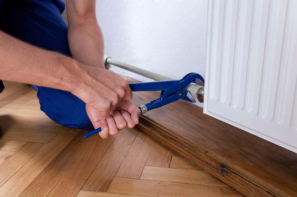 Nettoyage du système de chauffage de la chaudière de votre maison