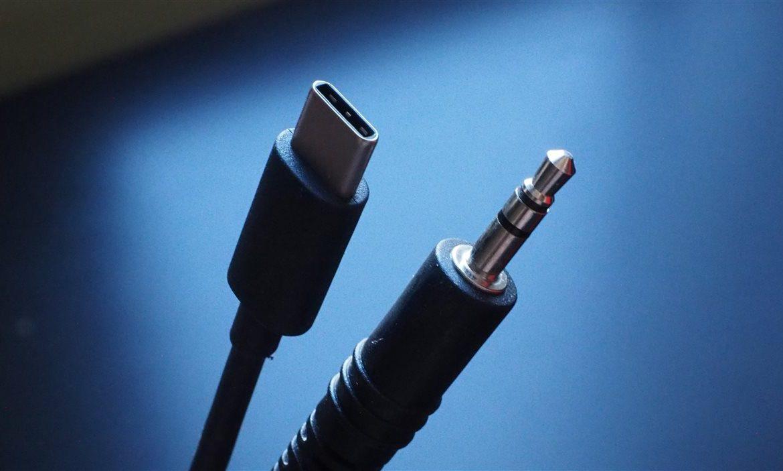 écouteurs USB-C