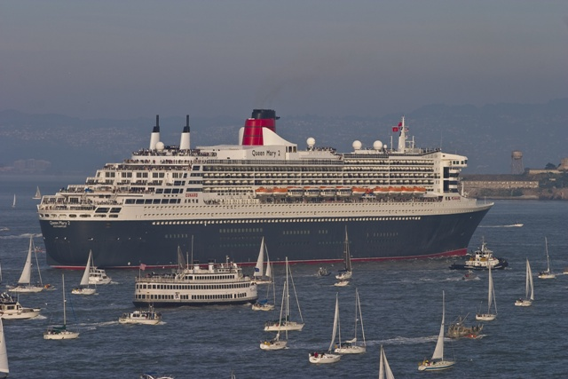 Navire Queen Mary 2